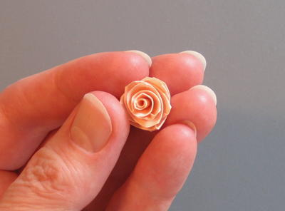How to Make a Folded Paper Rose