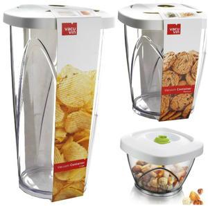 Vacu Vin Vacuum Food Storage Containers