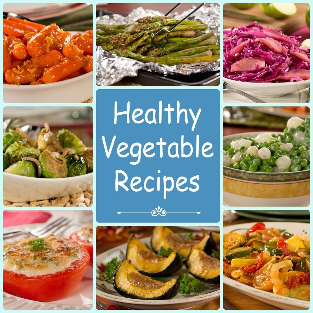 Addictive Vegetable Side Dishes: 21 Healthy Vegetable ...