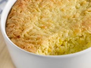 Cheese and Corn Pudding