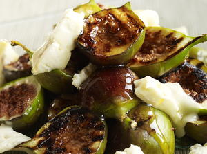 Gorgonzola with Figs and Honey