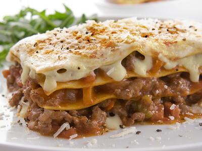 Lasagna al Forno | Cookstr.com