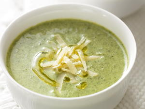 Watercress and Pear Soup