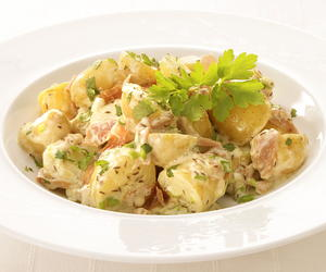 Potato Salad with Prosciutto
