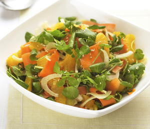 Carrot and Orange Salad