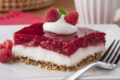 Sweet 'n' Salty Raspberry Bars
