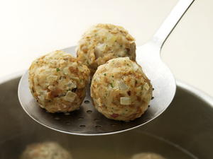 German Bread Dumplings