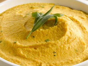 Carrot and Parsnip Puree with Fresh Tarragon