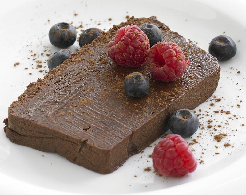 Extra Rich Chocolate Cake