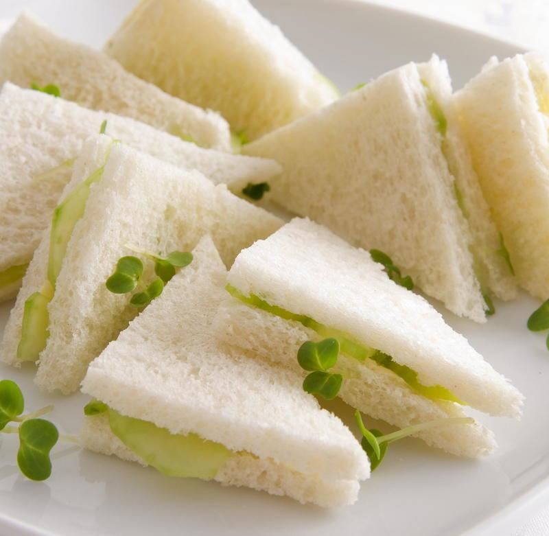 Cucumber Sandwiches | Cookstr.com