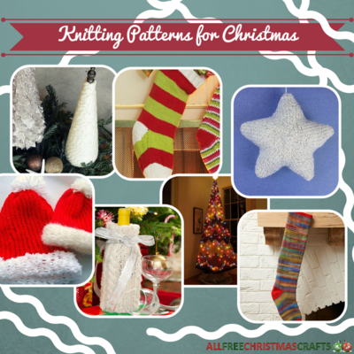 Knitting Patterns for Christmas