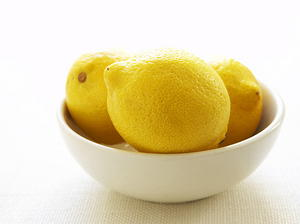 Lemons Preserved in Salt and Lemon Juice