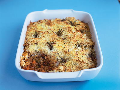 Spring Lamb Shepherds Pie