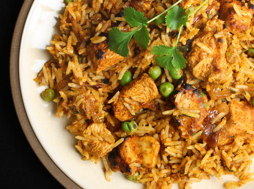 how to prepare indian chicken biryani