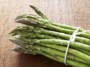 My Very Favorite Asparagus Vinaigrette