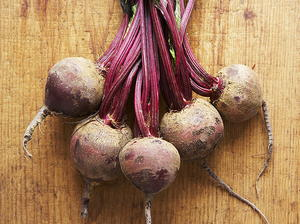 Beets with Tropical Flavors