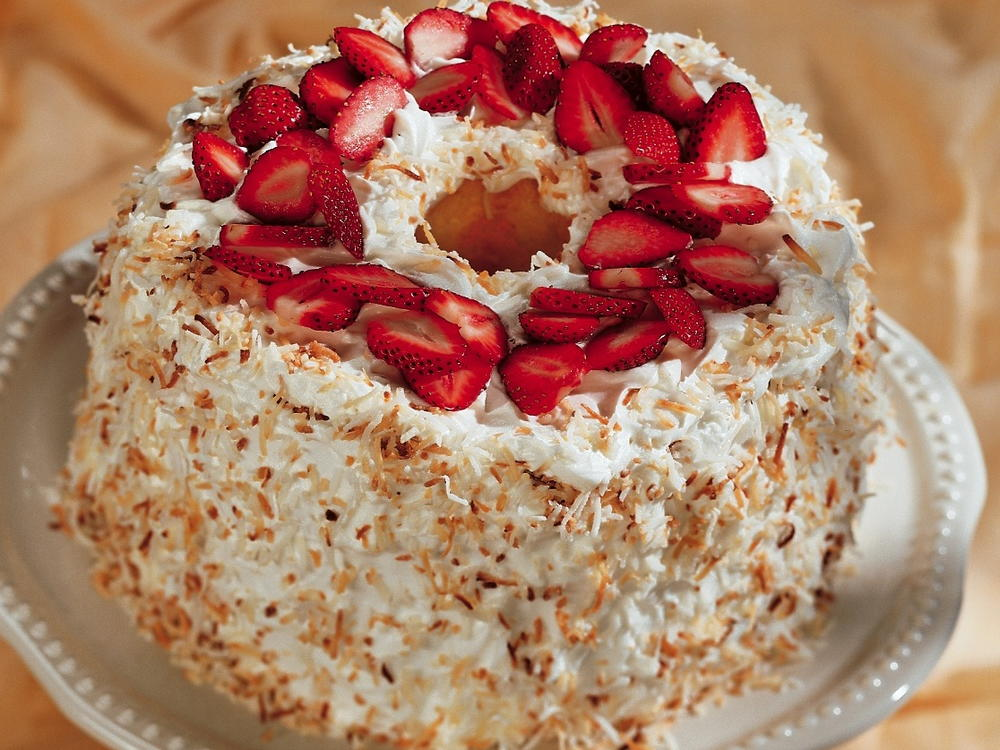 Fat Free Icing For Angel Food Cake