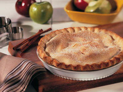 Apple Spice Pie