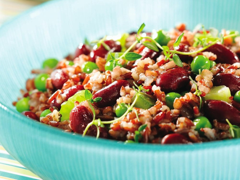 Red Beans And Red Rice Cookstr Com