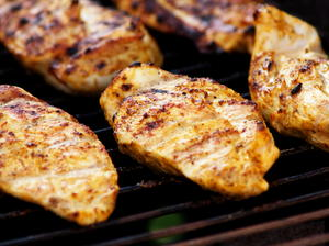 Great Grilled Chicken Breasts