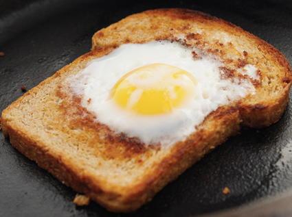 Bull S Eye Eggs Cookstr Com