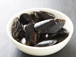 Mussels Marinated in Oil and Herbs