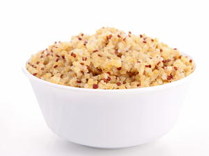 Basic Boiled Quinoa