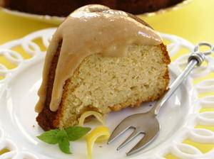 Meyer Lemon Bundt Cake