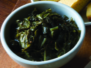 Sunday Collards