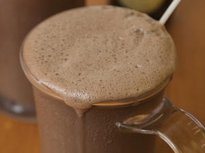 Chocolate-Guinness Shake