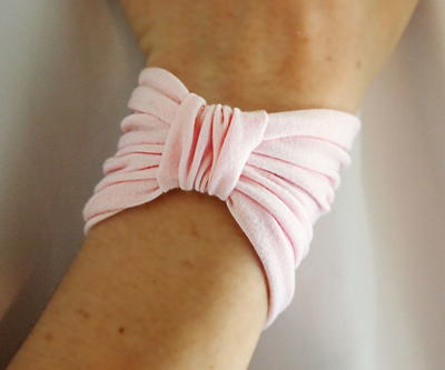 Cute Bow DIY Bracelet