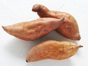 Orange-Flavored Sweet Potatoes