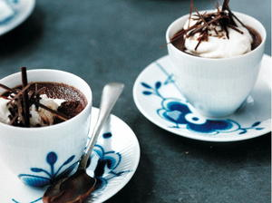 Chocolate and Coffee Pots