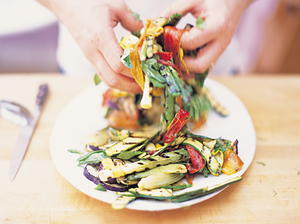 Chargrilled Marinated Vegetables