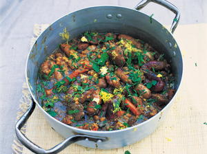 Dark, Sticky Stew