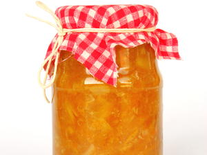 Orange Marmalade and Grand Marnier Glaze