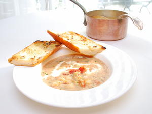 Lobster or Crayfish Soup