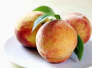Jellied Peaches