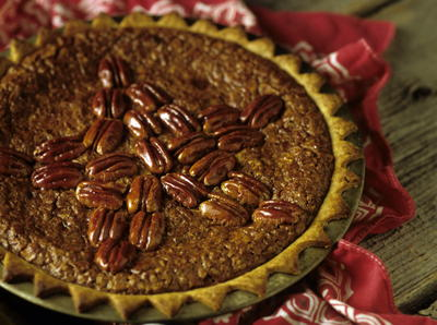 Lone Star Chocolate Pecan Pie