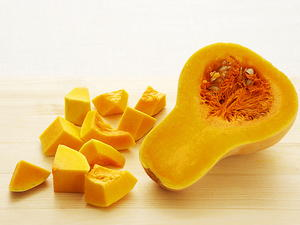 Orange-Scented Mashed Butternut Squash