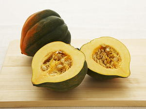 Pecan and Wild Rice-Stuffed Squash