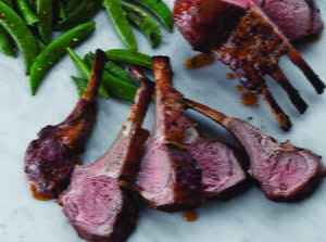 Basic Roasted Rack of Lamb