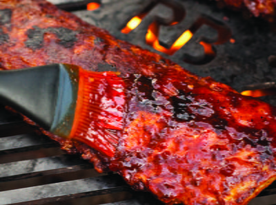 Chipotle-Glazed Baby Back Ribs