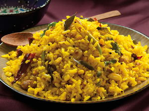 Lemon Brown Rice