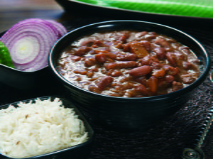 Punjabi Curried Kidney Beans