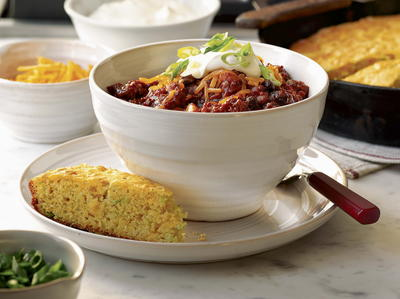Ultimate Game-Day Chili