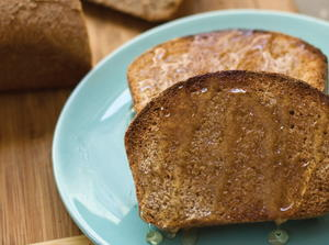 Old-Fashioned Whole-Wheat Bread