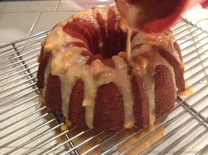 Cara Cara Orange Pound Cake