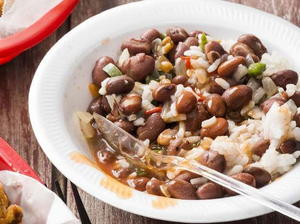 Venessa Williams' New Orleans-Style Vegetarian Red Beans and Rice