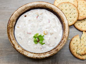 Crab and Sweet Corn Chowder